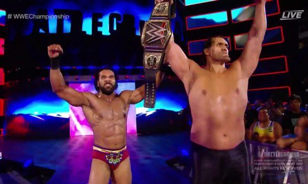 WWE Battleground 2017 Results & Review