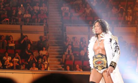 Dragon Gate Scandal Gate (August 8) Review