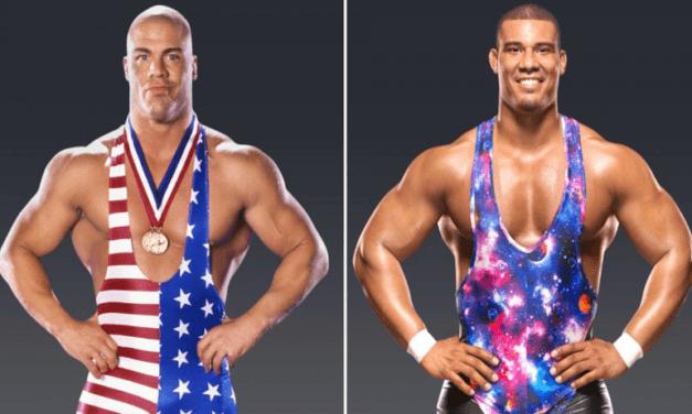 STR 221: WWE Battleground Preview, Kurt Angle's Son, GLOW Episode 3