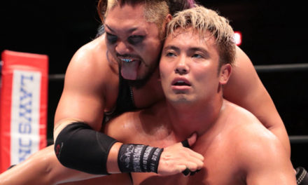 A Touch of EVIL: Overcoming a Wrestling Perception