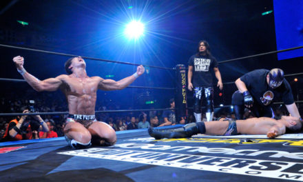 DDT Peter Pan 2017 (August 20) Results & Review