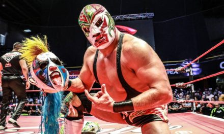 AAA TripleMania 25 Preview: Psycho Clown vs Dr. Wagner Jr.
