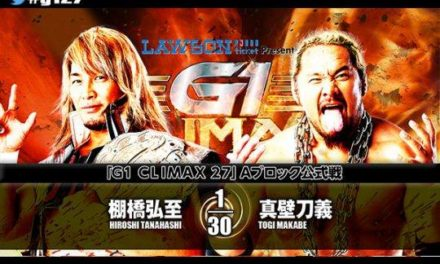 NJPW G1 Climax 27 Night 13 (August 4) Results & Review