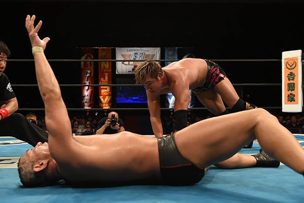 NJPW G1 Climax 27 Night 16 (August 8) Results & Review