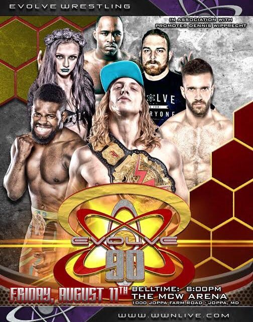 EVOLVE 90 Results & Review