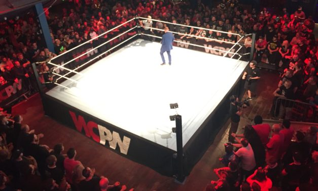 WCPW Stacked 2017 (August 22) Results and Review