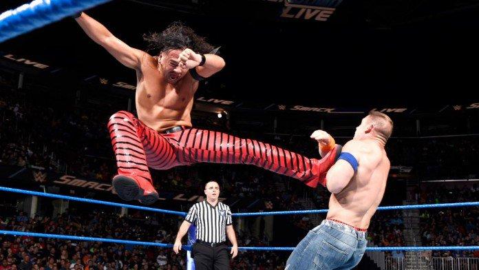 VOW Flagship: Nakamura/Cena, G1 Scenarios & more!