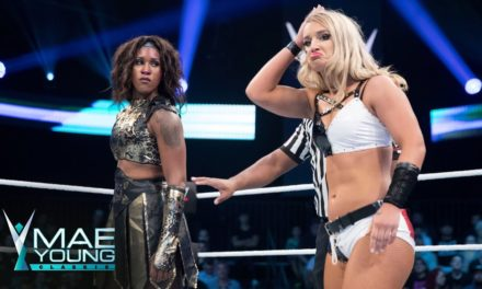 WWE Mae Young Classic Episode 3 Results & Review