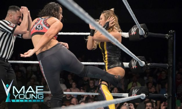 WWE Mae Young Classic Episode 1 Results & Review