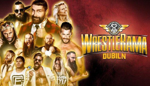 OTT WrestleRama Dublin Results & Review