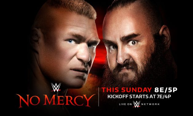 WWE No Mercy 2017 (September 24) Preview & Predictions