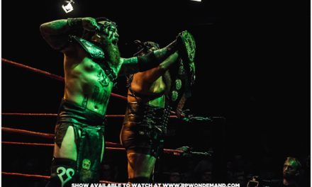 Revolution Pro Wrestling Live at the Cockpit 19 Results & Review