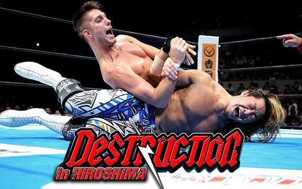 NJPW Destruction In Hiroshima (September 16th) Results & Review