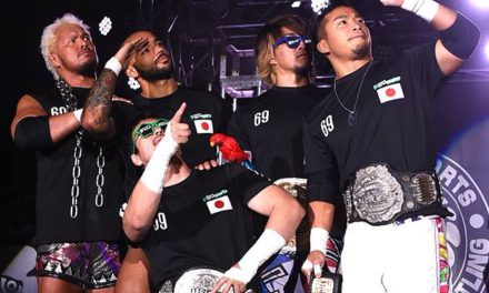 VOW Flagship: Mae Young Classic, NJPW Destruction & more!