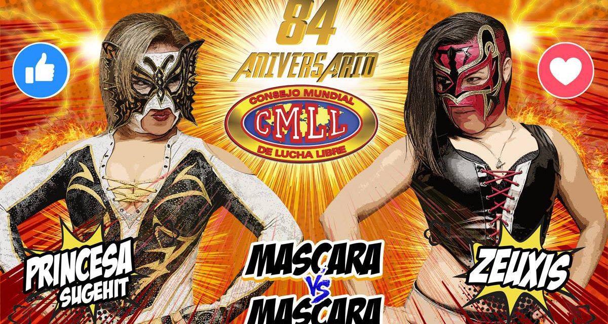 CMLL 84th Anniversario Preview: Niebla Roja vs. Gran Guerrero