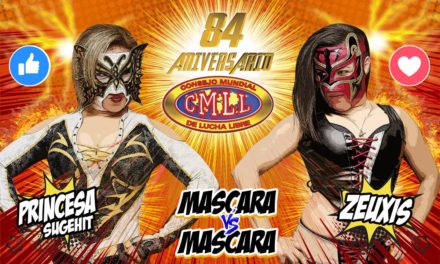 CMLL 84th Anniversario Preview: Niebla Roja vs. Gran Guerrero