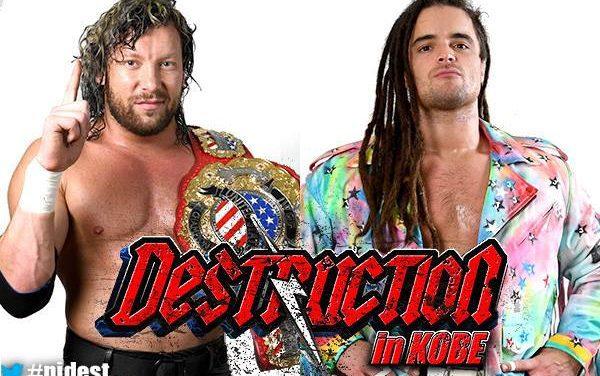 NJPW Destruction in Kobe 2017 (September 24) Results & Review