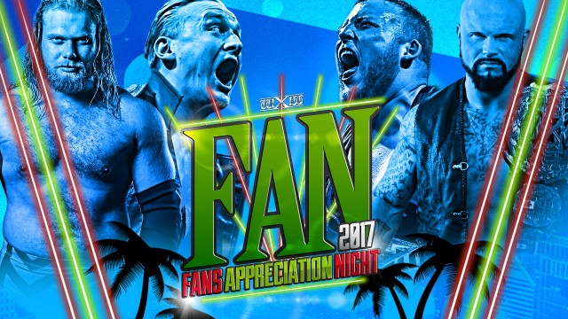 wXw Fans Appreciation Night 2017 Results & Review