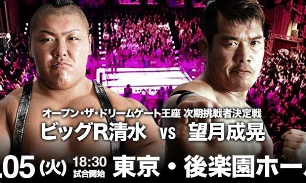 Dragon Gate 5 Unit Survival Race Night 19 (September 5) Review