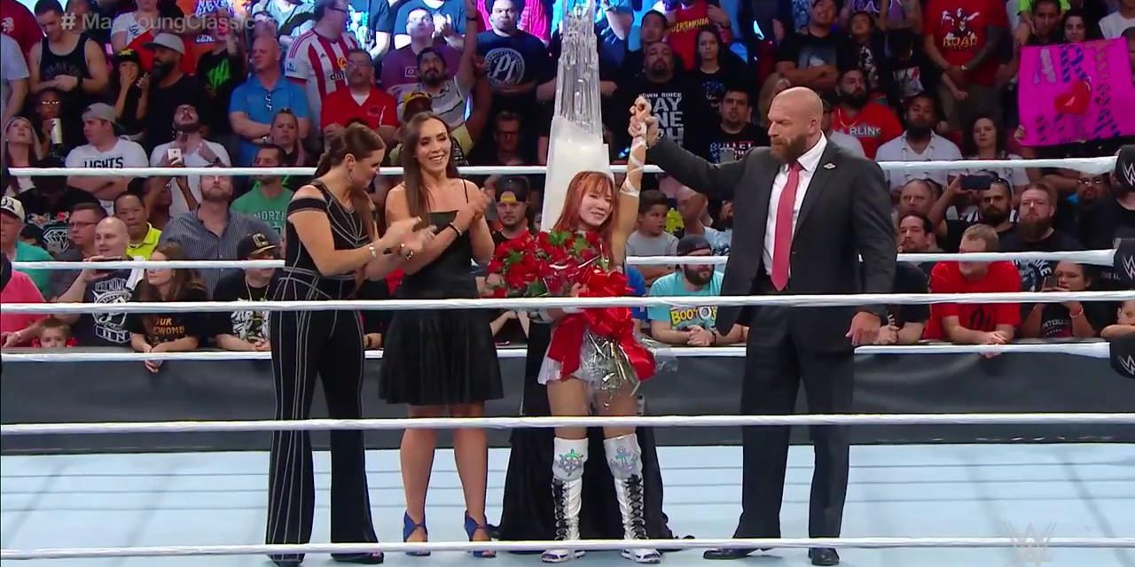 WWE Mae Young Classic Finals Result & Review