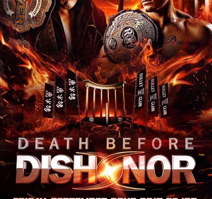 ROH Death Before Dishonor XV Results & Review