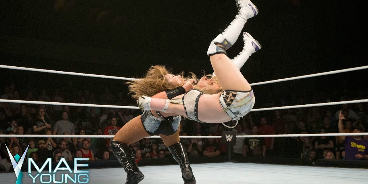 WWE Mae Young Classic Episode 8 Results & Review
