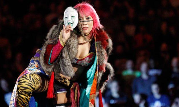 VOW Flagship: Asuka debut, WWE TLC, AJPW & more!