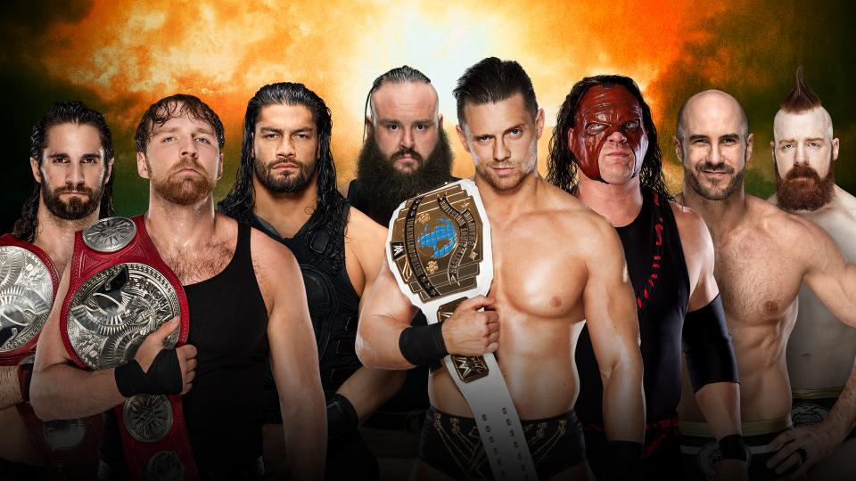 WWE TLC 2017 (October 22) Preview & Predictions