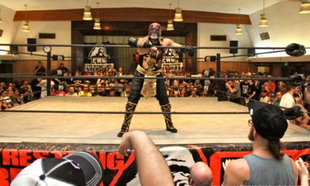 PWG 2017 Battle of Los Angeles Stage 1 Results and Review