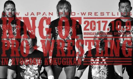 NJPW King of Pro-Wrestling 2017 Preview & Predictions