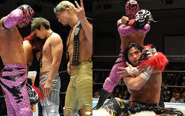 NJPW Road to POWER STRUGGLE (October 23rd) Results & Review