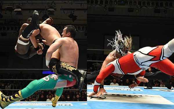 NJPW Road to POWER STRUGGLE (October 29th) Results & Review