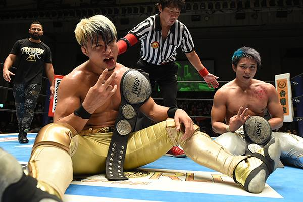 NJPW Road to POWER STRUGGLE (October 30th) Results & Review