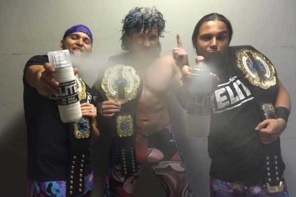 How The Elite Are Changing Wrestling