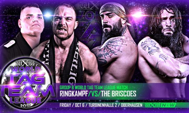 wXw World Tag Team League Day 1 Results & Review