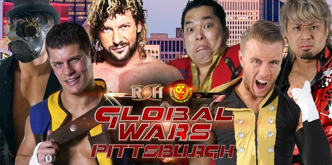 ROH/NJPW Global Wars 2017: Night 2 Results & Review