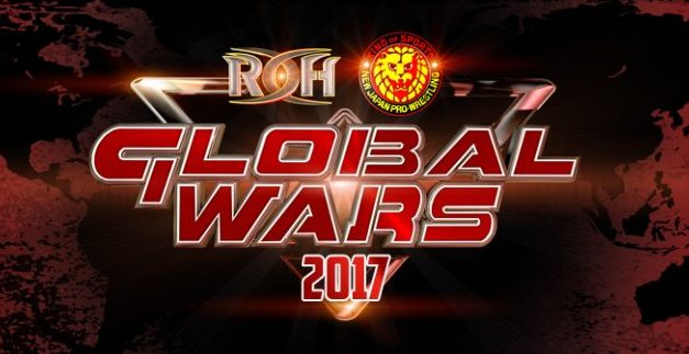 ROH/NJPW Global Wars 2017 Weekend Preview