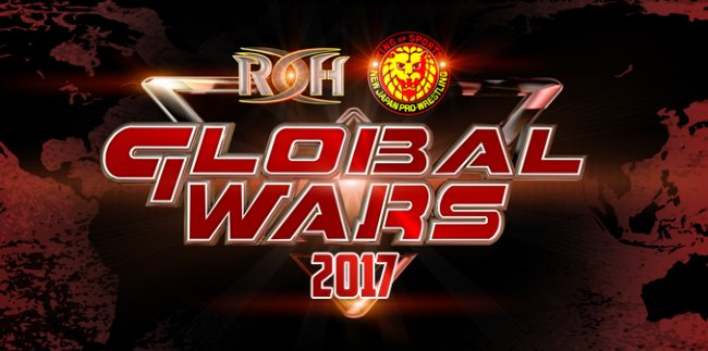 ROH/NJPW Global Wars 2017: Night 3 Results & Review