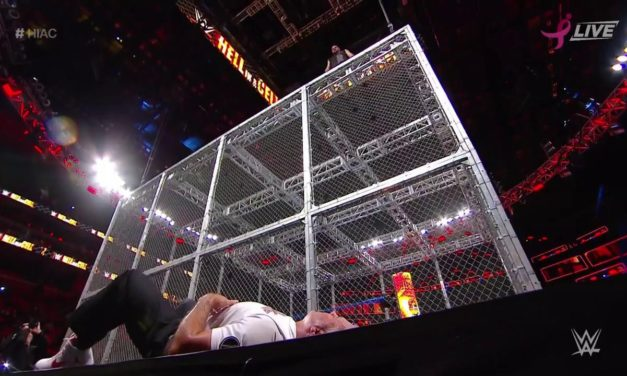 WWE Hell in a Cell 2017 Results & Review