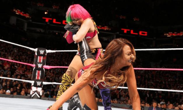 WWE TLC 2017 Live Reaction   Shake Them Ropes