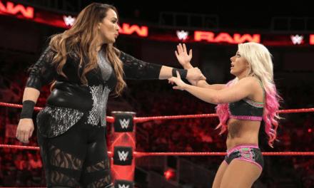 Nia Jax out, Raw attacked, Survivor Series card announced!