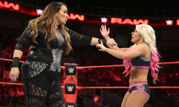 Nia Jax out, Raw attacked, Survivor Series card announced!
