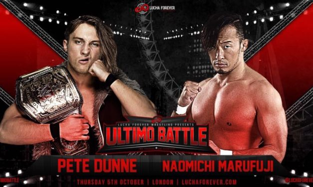 Lucha Forever Ultimo Battle Results & Review