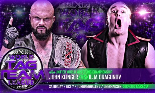 wXw World Tag Team League Day 2 Results & Review