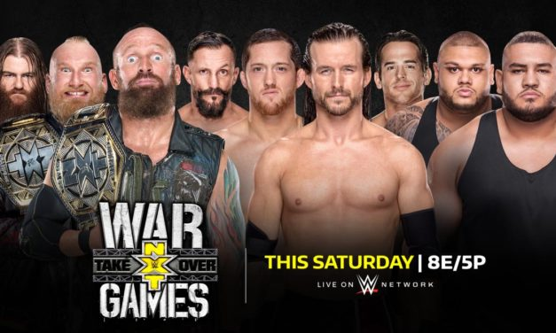 NXT TakeOver: War Games Preview & Predictions