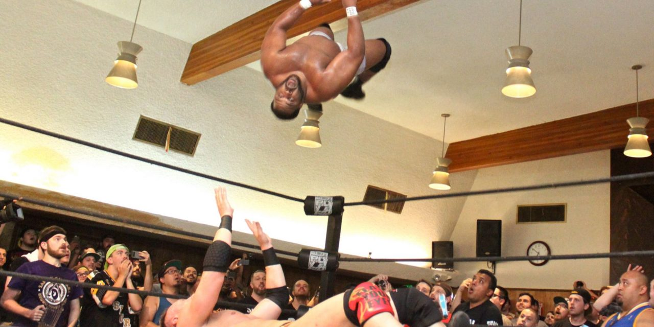 PWG 2017 Battle of Los Angeles Stage 3 Results & Review