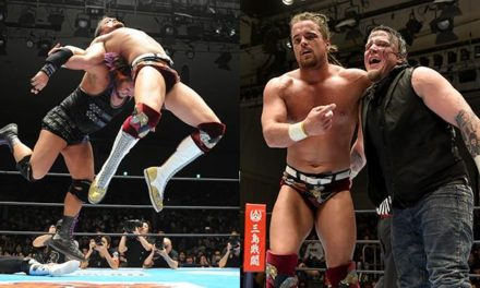 NJPW World Tag League 2017: Night 1 Results & Review