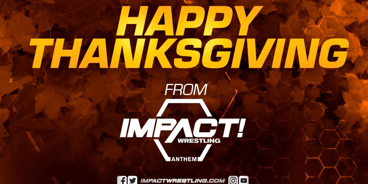 Impact Wrestling on Pop TV (November 23) Results & Review