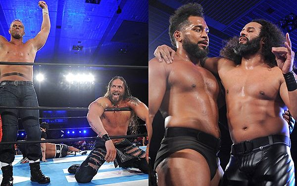 NJPW World Tag League 2017: Night 8 Results & Review