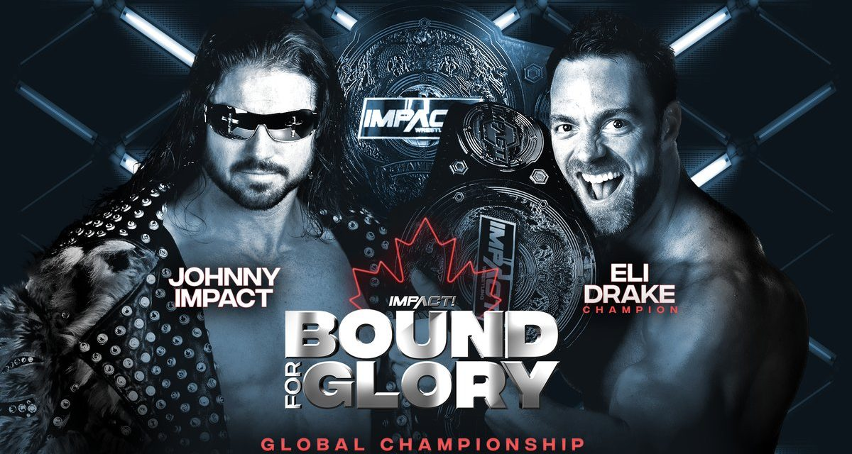 Bound For Glory 2017 (November 5) Preview & Predictions